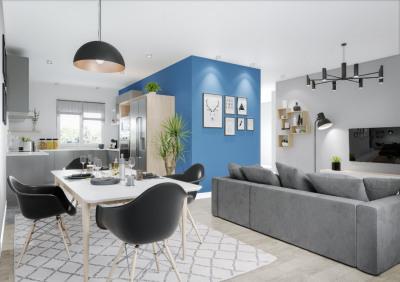 Appartement Noisy Le Grand 3 pièce (s) 71.85 m²