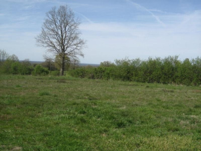 Terrain à bâtir d'une superficie de 2598 m² ~Sortie de bourg