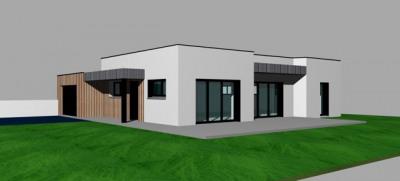 Lanester - les terrasses du scorff - maison neuve de plain-pied