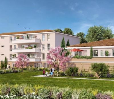 Appartement pelissanne - 3 pièce (s) - 61.08 m²