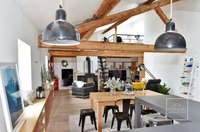 Appartement SAINT CYR AU MONT D'OR 2 Pièces 91.3 m²