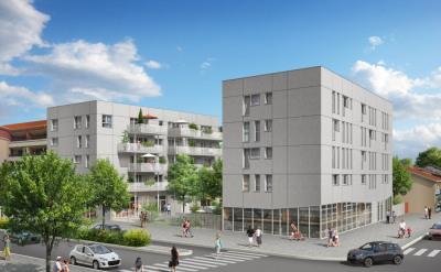 Vente appartement Décines-Charpieu