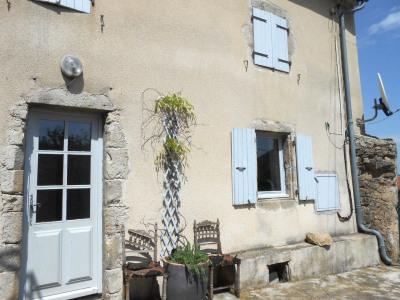 Maison de pierre Saint-Cierge-la-Serre