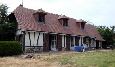 Maison a colombages
