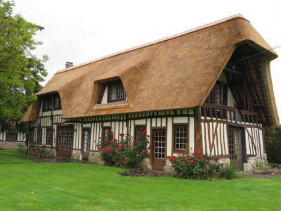 Maison normande/chaumière