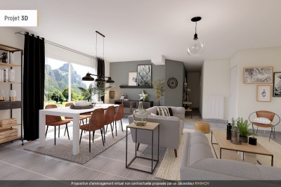 Maison Arudy 4 pièce (s) 89.40 m²
