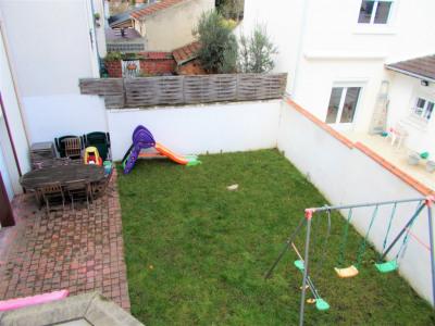 Nanterre vieux pont - maison 4 pièces de 100 m² avec jardin