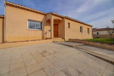 Villa T5 155 m² avec jardin, terrasses et garage