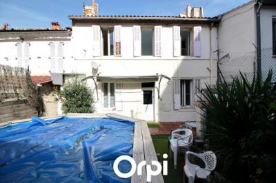 Vente maison / villa Marseille 6ème