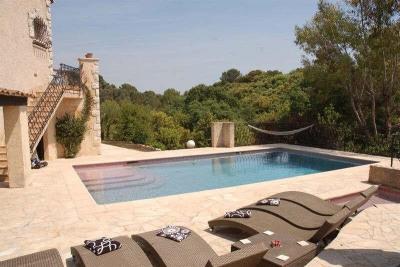 Vente de prestige maison / villa Antibes