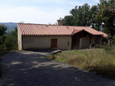 Maison de plain pied Puy l'Eveque