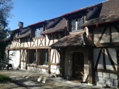Maison ancienne nogent le roi - 7 pièce (s) - 0 m²
