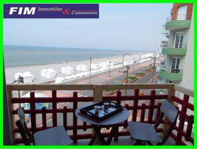 A SAISIR: appartement meublé parfait état front de mer à MERS L