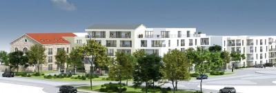 A vendre appartement neuf T3 la rochelle champs de mars