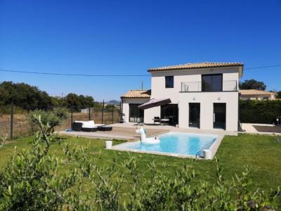 Villa contemporaine mazan T5 - 121.35 m² sur 600m² de terrain