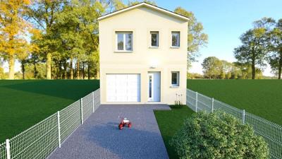 Maison Talence 4 pièce(s) 111 m2