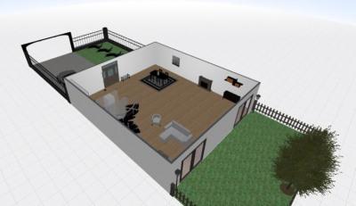 Maison houilles - 5 pièce (s) - 104 m²