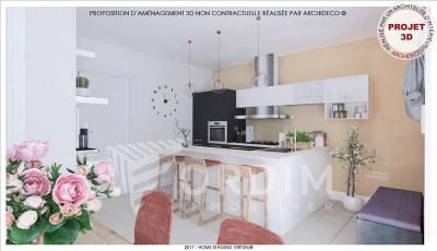 Auxerre - 3 pièce (s) - 84 m²