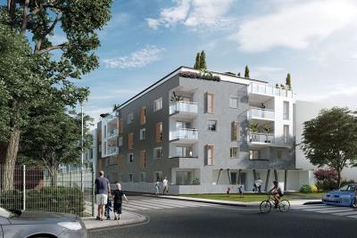 Appartement Neuf Nantes PROCE 2 pièce (s) 47.79 m²