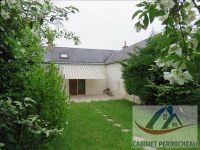 Maison la chartre sur le loir - 2 pièce (s) - 72.4 m²