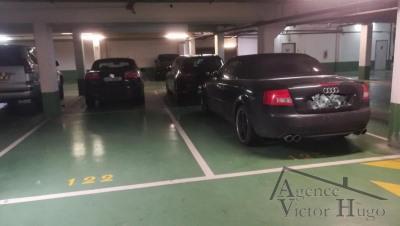6 places parking sous-sol