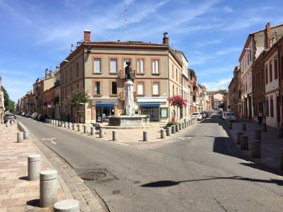 Toulouse Les Chalets T1 de 19 m²