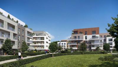 Appartement 4 pièces,  m² - Antony (92160)