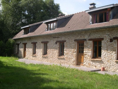 Longère (traditional long house) 7 rooms