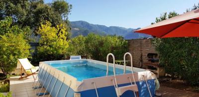 Villa 118 m²sur terrain de 2846 m² (divisible) à Eccica-Suarella