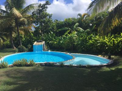 Complexe touristique avec piscines