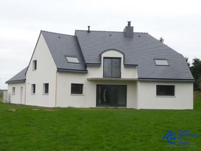 Maison Contemporaine Noyal Pontivy - 5 chambres - 202 m²