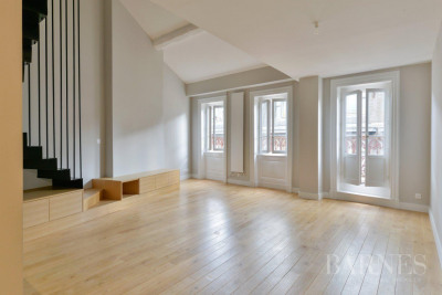 Lyon 2 - Cordeliers - 104 sqm apartment - 2 bedrooms