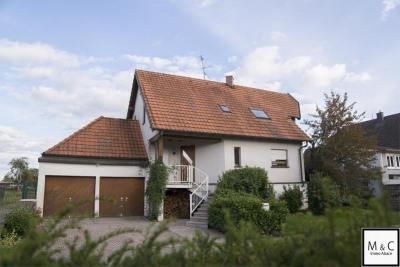 Architektenhaus 6 Zimmer