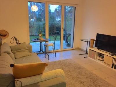 Appartement Rez-de-jardin - 39 m² - 1 ch