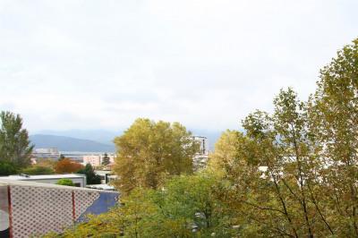 Grenoble alpins 4 pièces + c en étage