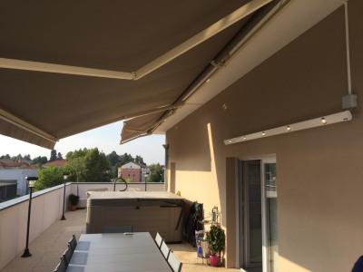 Appartement toit terrasse Bourgoin Jallieu - 4 pièce (s) -