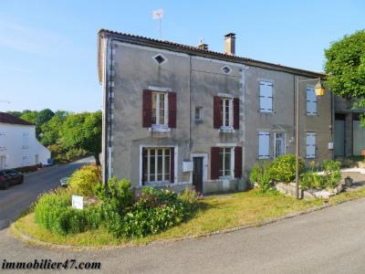 Maison de village galapian - 5 pièces - 88,5 m²