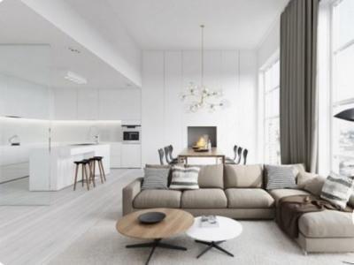 Bel appartement 4 pièces Duplex