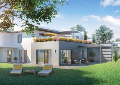 Loft 4 pièces de 100.08m² avec terrasse de 30.56m²