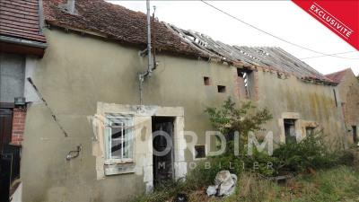 Maison ancienne pourrain - 3 pièce (s) - 70 m²