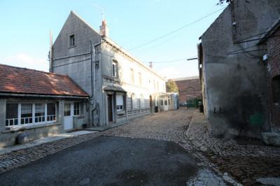 Corps de ferme Auberchicourt 10 pièces