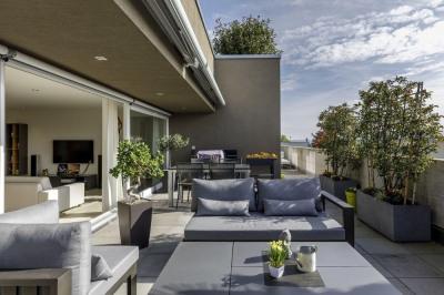 4 Pièces - Terrasse de 125 m²