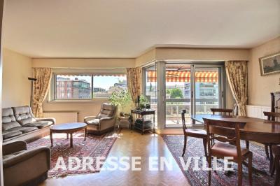 Appartement Levallois-perret 5 pièce (s) 102 m²