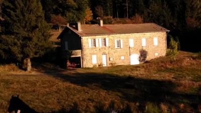 Vue panoramique - calme - idéal résidence secondaire