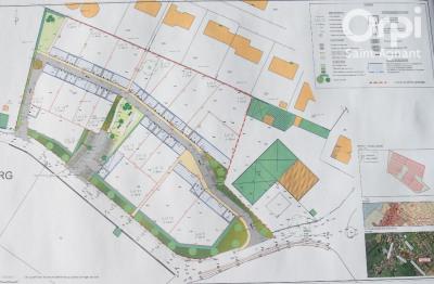 Terrain Saint Agnant 288 m²