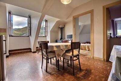 Appartement bedous - 3 pièce (s) - 35.48 m²