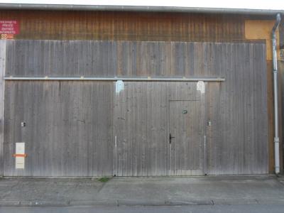 Grange récente de 447 m²
