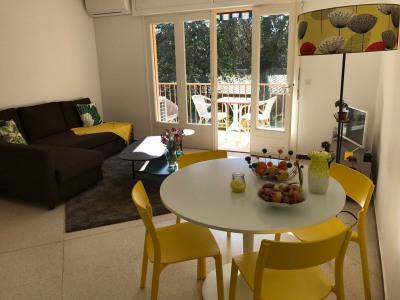 Très joli T2 climatisé dans résidence au calme