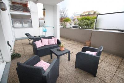 EYBENS limite GRENOBLE T2 terrasse & garage !