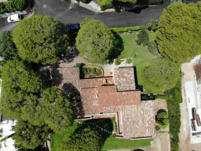 Saint jean cap ferrat - villa 300 m²
